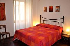 It is in one of more central districts: St.John in Lateran, a stone throw from the Basilica. Our neighborhood is considered one of the safest and peaceful of the city.  This  one-bedroom serviced apar