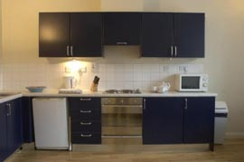 This  three furnished apartment is 0 sq.m and is located . The apartment has 1 bathroom. The minimum length of stay for this apartment is 3 Night(s).